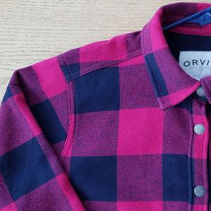 ORVIS Womens Shirt Jacket w/Pockets - Large